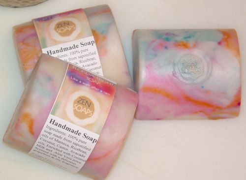 Florida Fresh soap